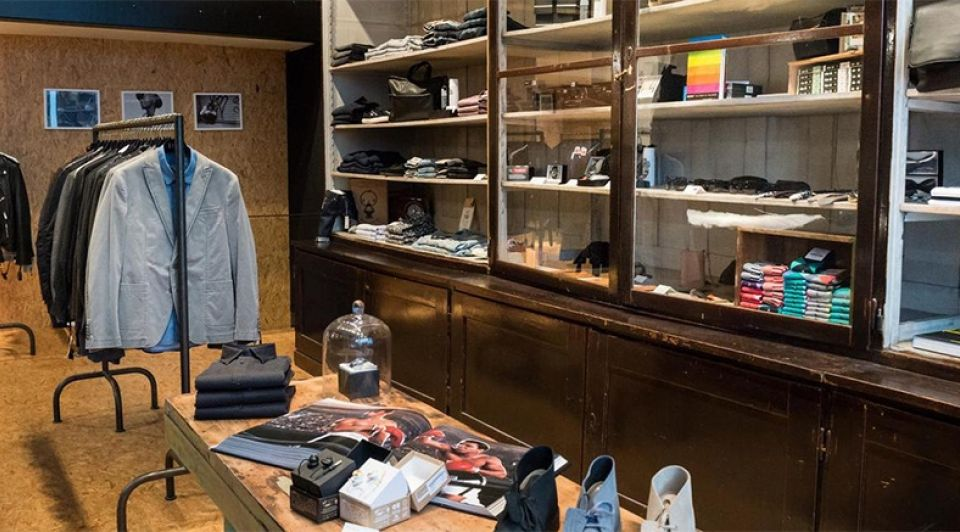 Bendorff failliet amsterdam kledingwinkel modeketen