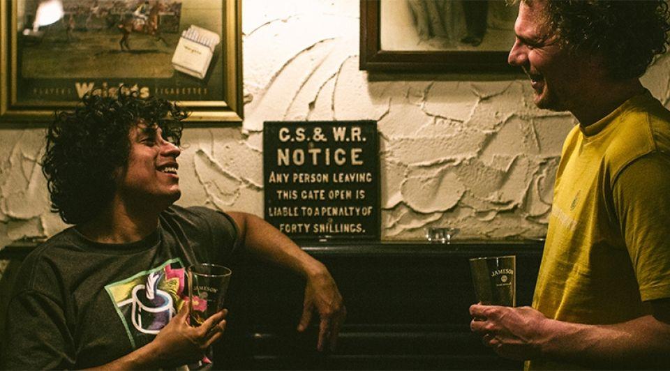 Bierbrouwer sander nederveen rick nelson oedipus brouwerij amsterdam ierland whisky jameson