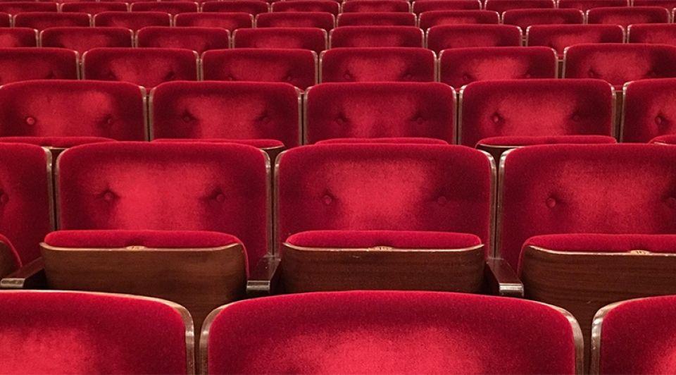 Bioscoop theater 1