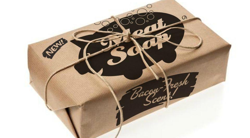 Bizarre crowdfunding crowdfundingsacties geld laatje aardappelsalade meat soap