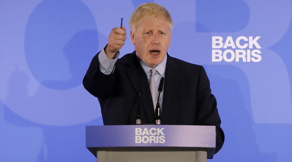 Boris johnson brexit engeland verkiezingen lennard van otterloo