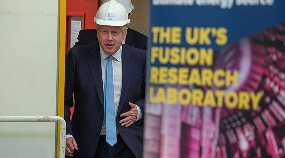 Boris johnson brexit premier problemen economie