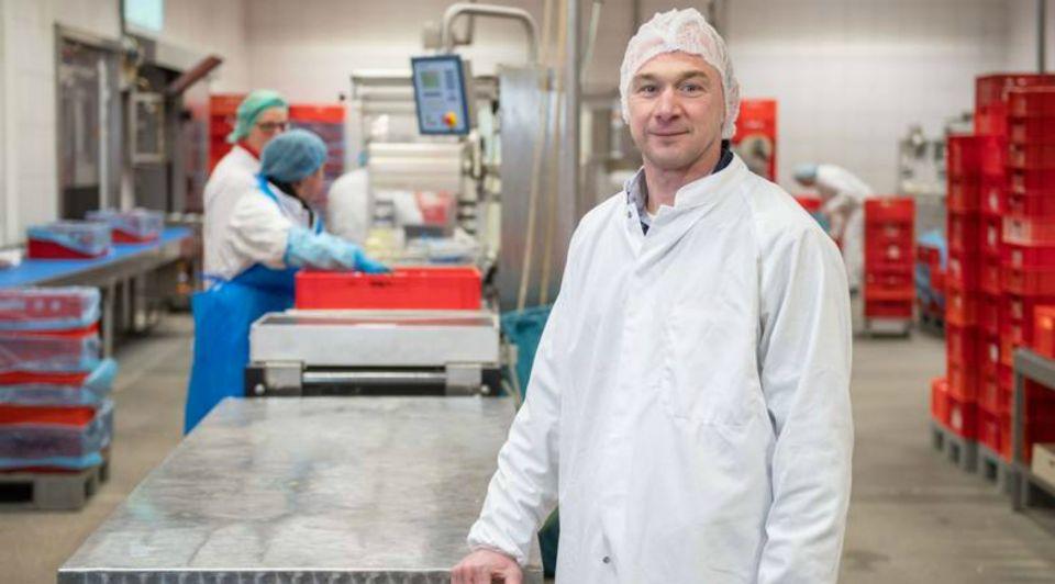 Boscher vleesbedrijf