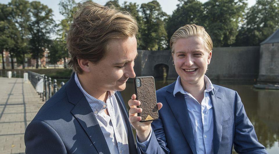 Breda telefoonhoesje geur hype