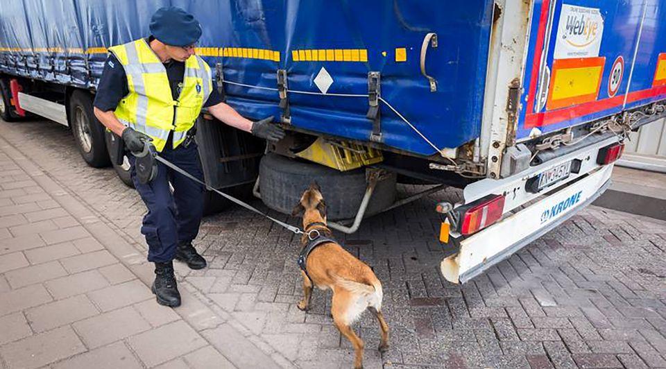 Brexit transport handel verenigd koninkrijk tln