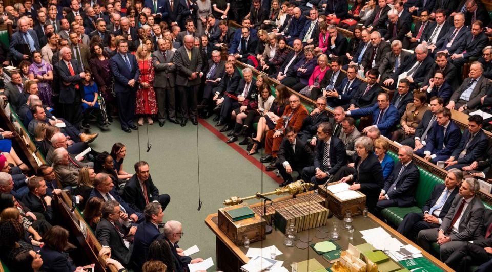 Brexit parlement voor dummies
