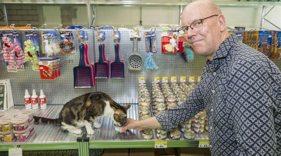 Brokken super alphen aan de rijn huisdieren voeding