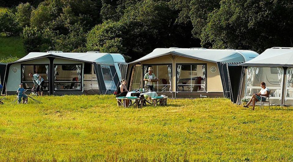 Camping pixabay