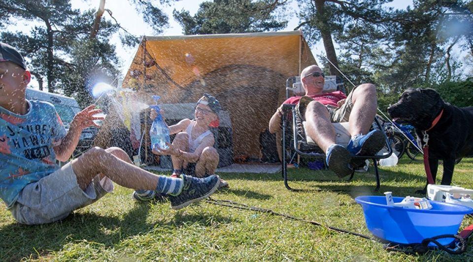 Camping de molenhof frans nikkels