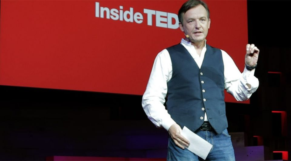 Chris anderson ted talks speechen speech