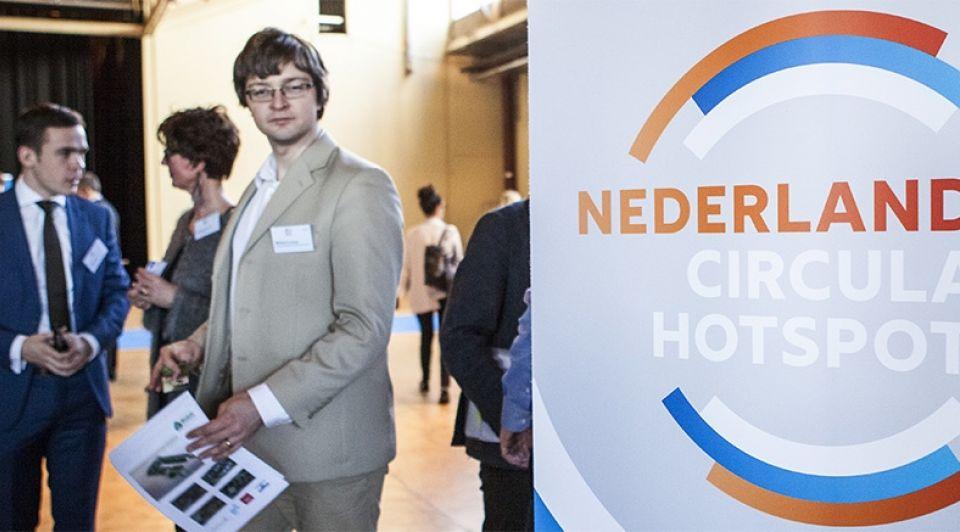 Circulaire economie hotspot bedrijfsleven nederland