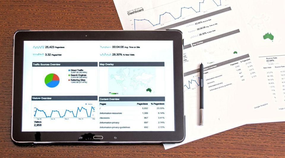 Data analytics cijfers ondernemer bedrijf