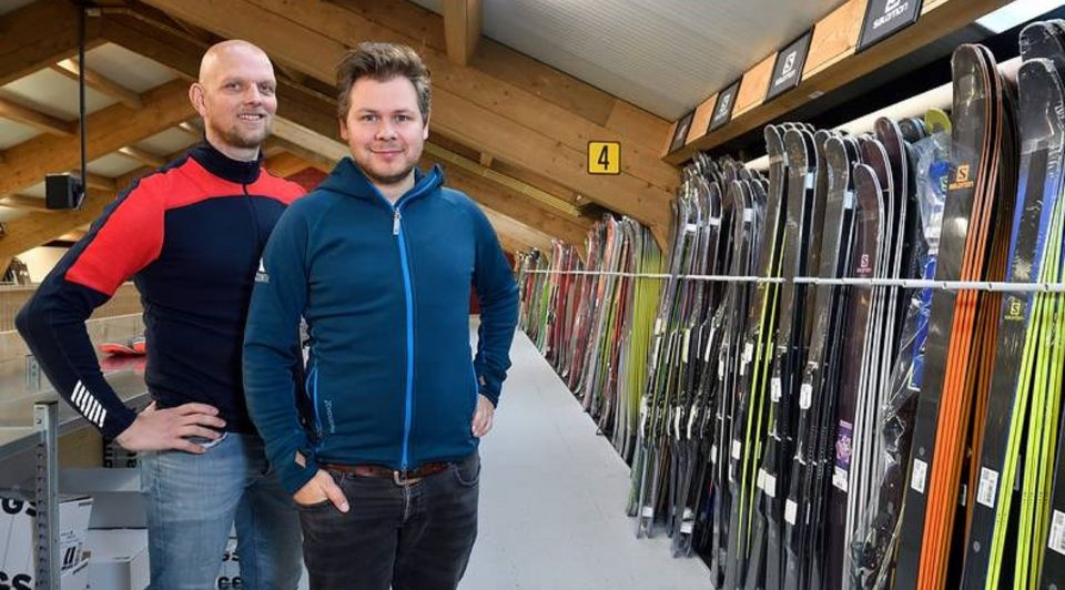 Dennis van de pol thijs de jong snowcountry