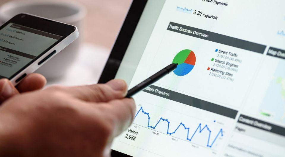 Digital marketing SEO optimalisatie