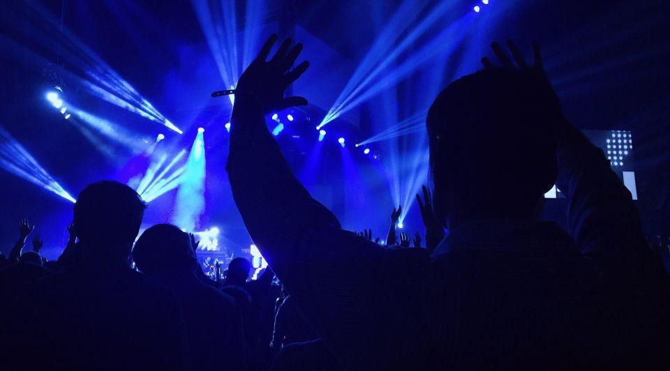 Disco concert pixabay 1