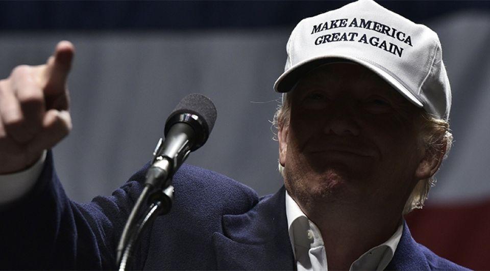 Donald trump economie economische drogredenen verkiezingen amerika 1
