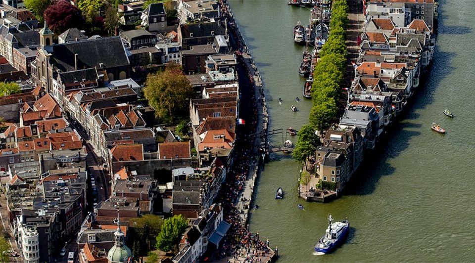 Dordrecht binnenhavens