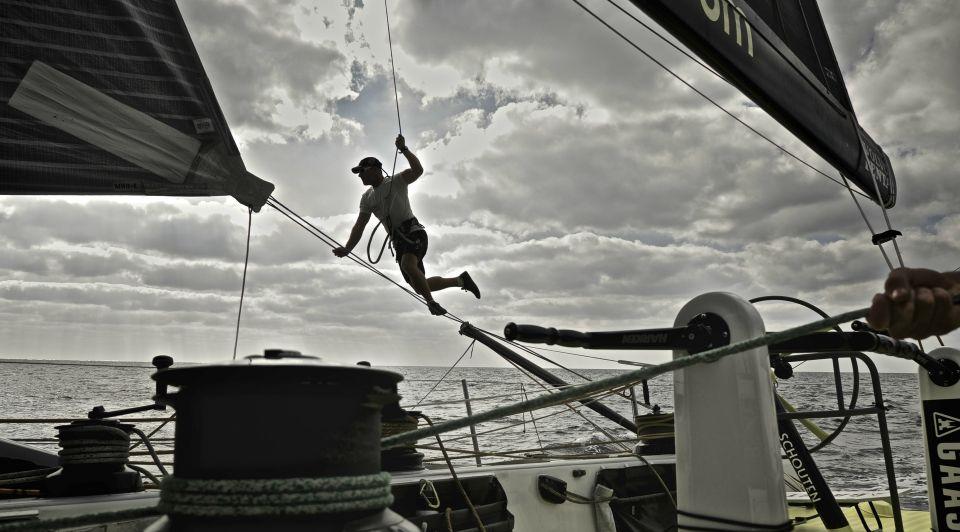 Dutch wavemakers kampioen waterbewustzijn scheveningen zeil water sport haven laboratorium wateractiviteiten wedstrijden volvo ocean race gerard jan poortman