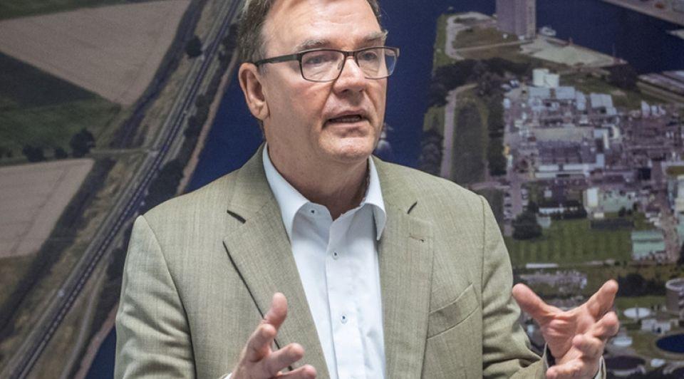 Duurzaamheidsprijs nomitatie chemiebedrijf terneuzen ronald den dekker