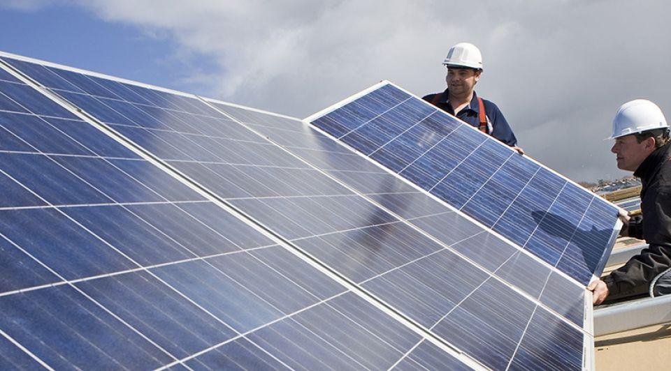 Duurzame energie bedrijven overheid