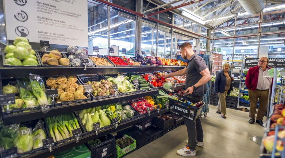 Duurzame supermarkt marqt zoekt koper verkoop problemen