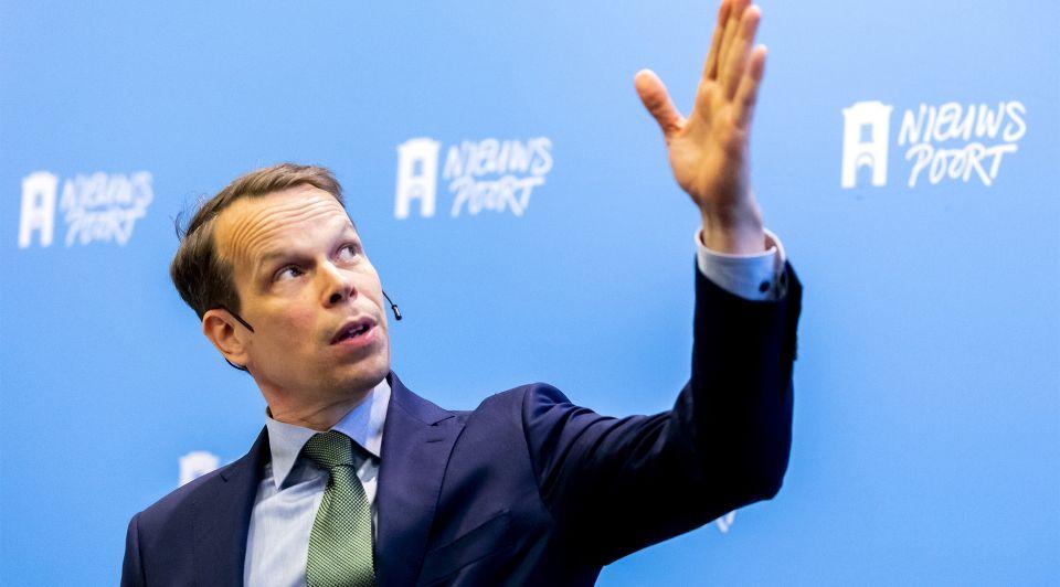 Economie krimp nederland groei cbs