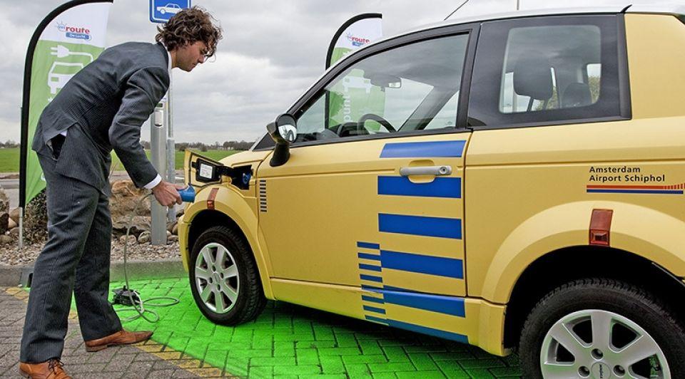 Elektrischeauto