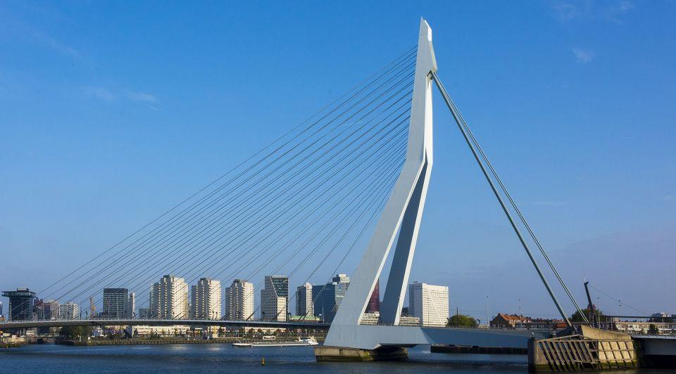 Erasmusbrug rotterdam ondernemers