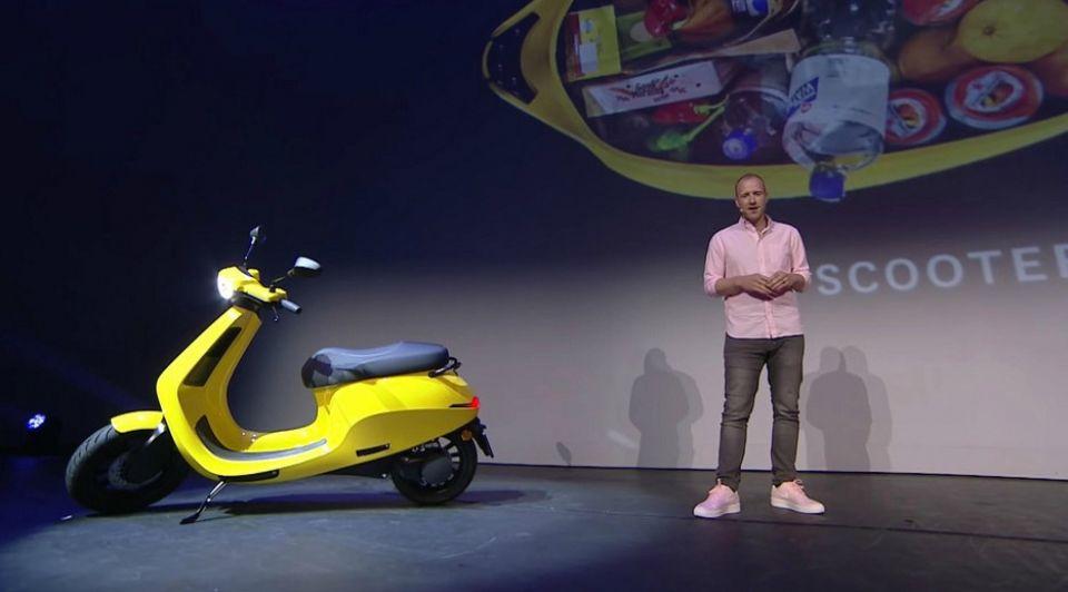 Etergo appscooter app scooter tesla twee wielen bolt mobility start up milieuzone