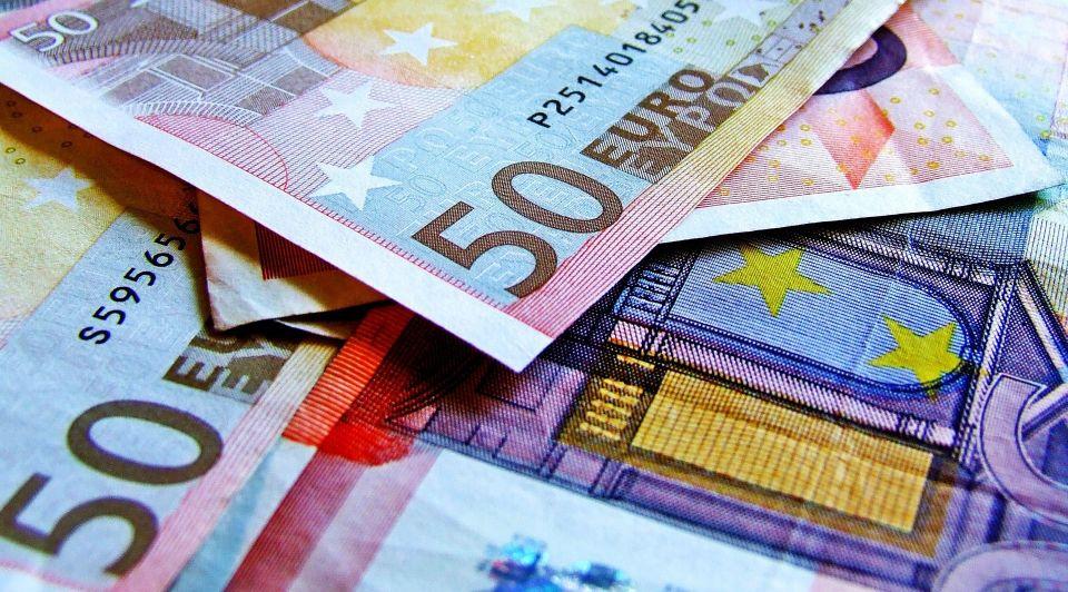Euro financiering