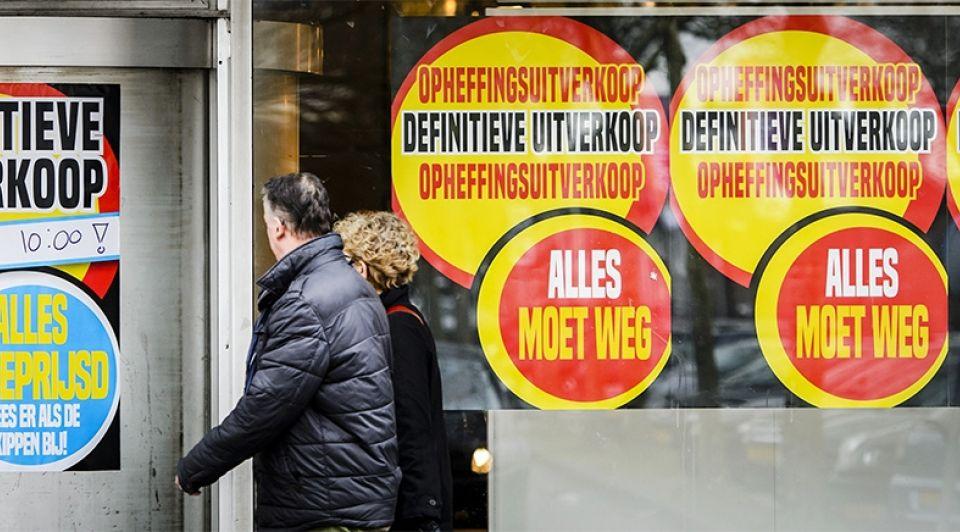 Failissementen regelgeving lager cpb nederland bankroet