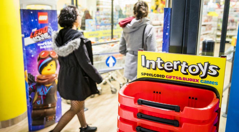 Faillissement intertoys dom retailexpert moers