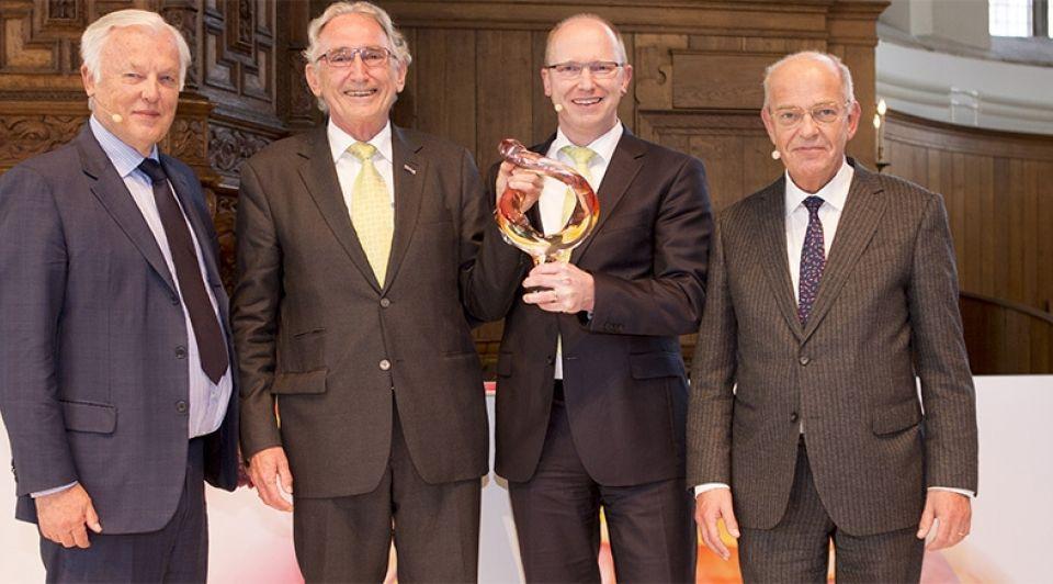 Familiebedrijven award uitreiking enza
