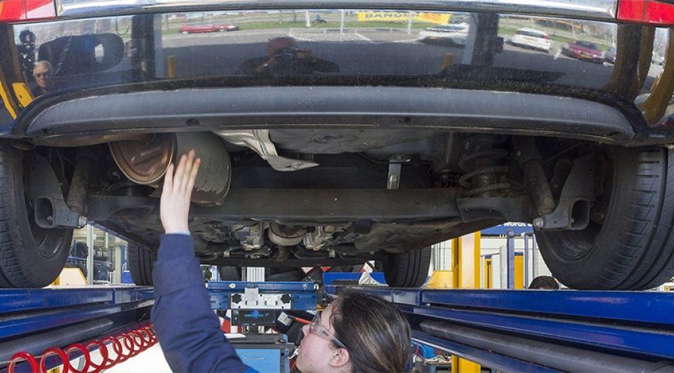 Garage verzekering apk auto