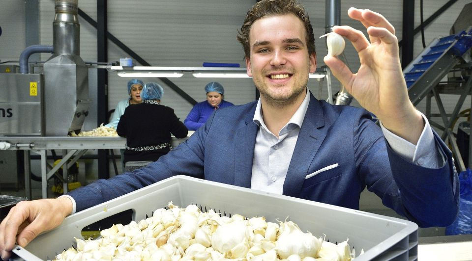 Garlic solutions kaz abbekerk