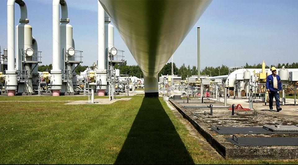 Gaswinning economie groei 1065 1
