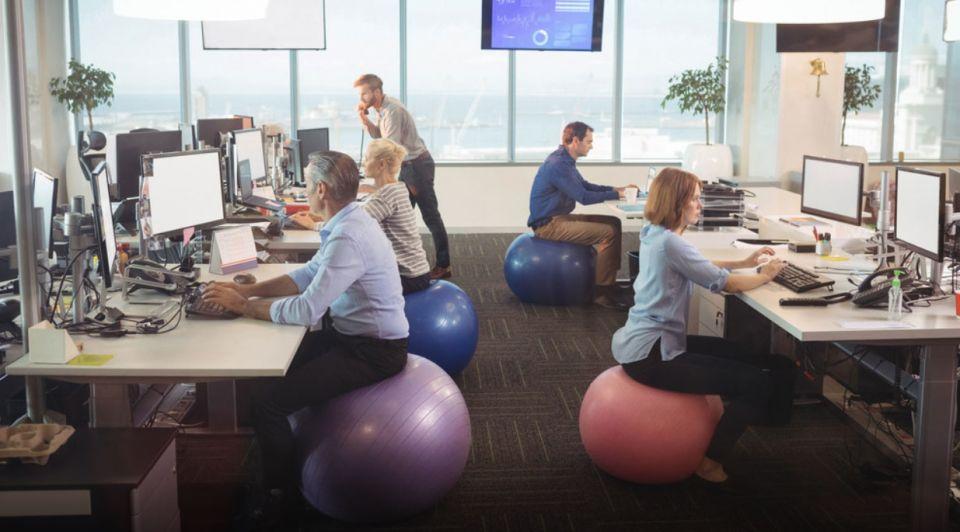 Gezondheid werknemers shutterstock