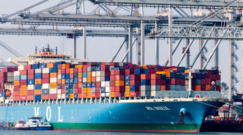 Havenrotterdamwaterarbeiderscontainers1065