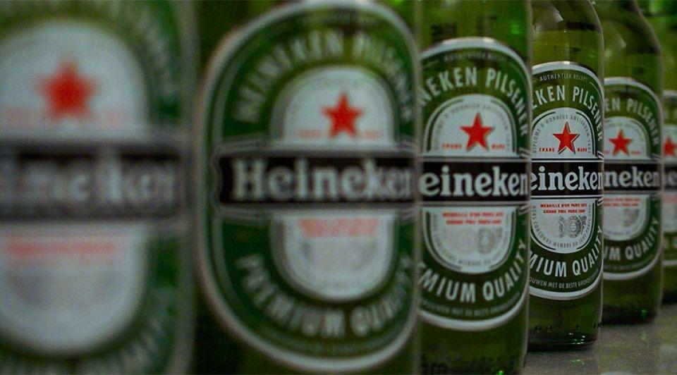 Heineken bier flesjes 1
