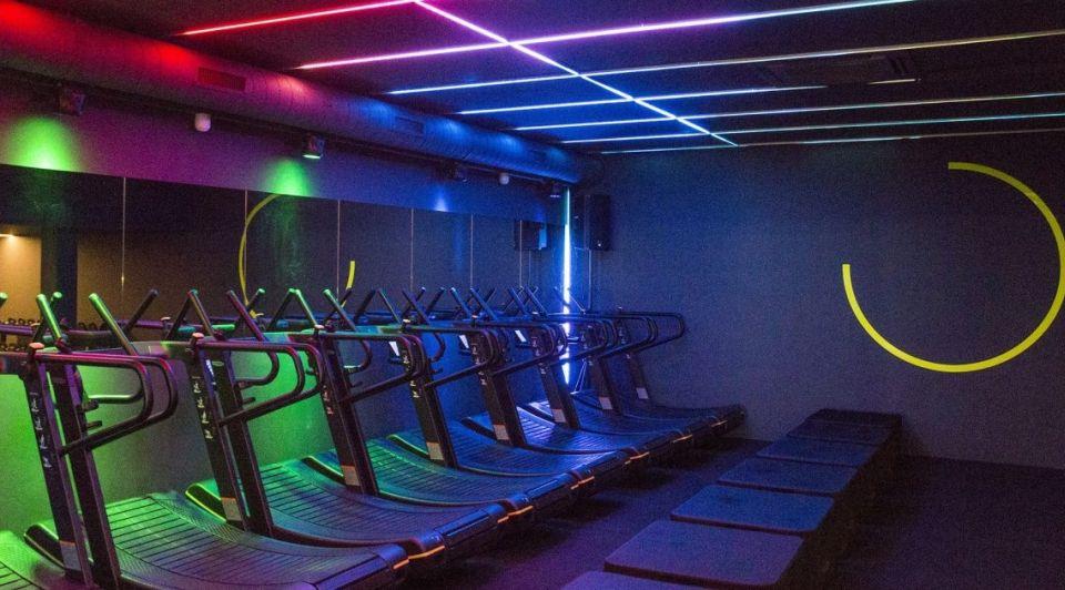 High studios amsterdam sportschool nachtclub wodka