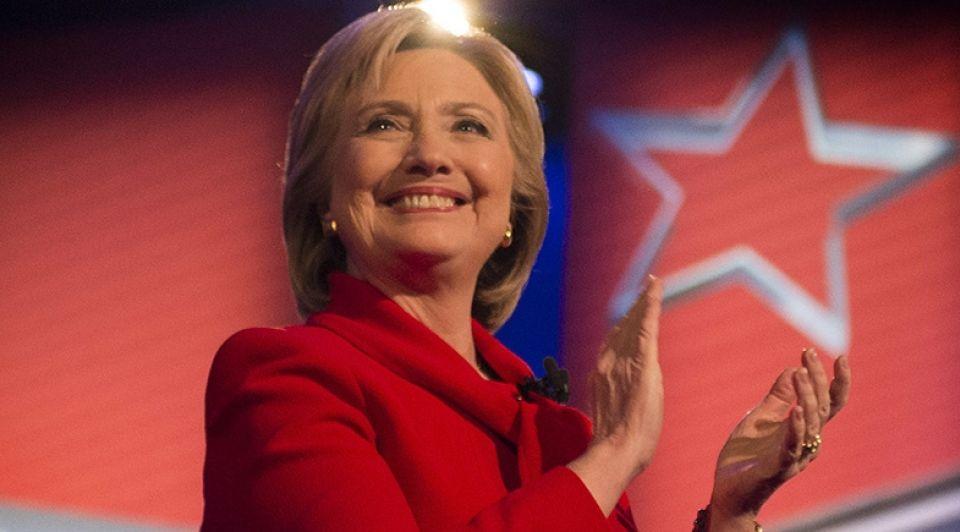 Hillaryclintonamerikaanseverkiezingen