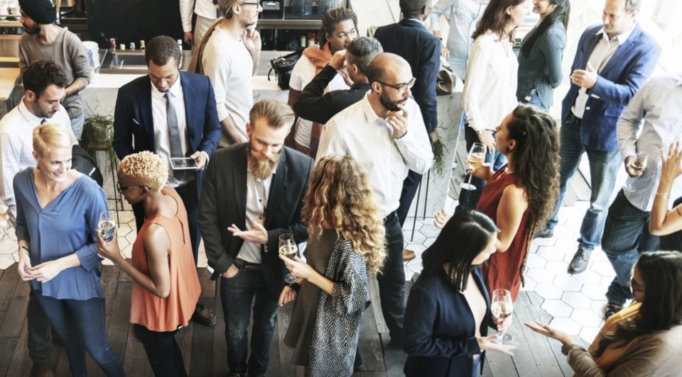 Hoe onthoud je namen collegas netwerken werk ondernemen ondernemer