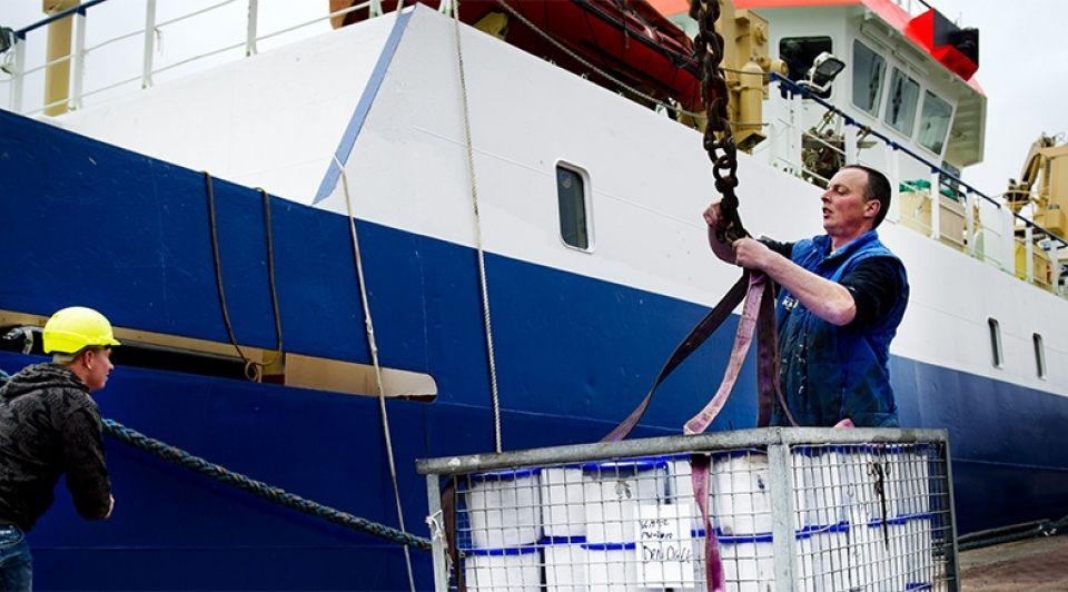Hogere winst visserijjpg