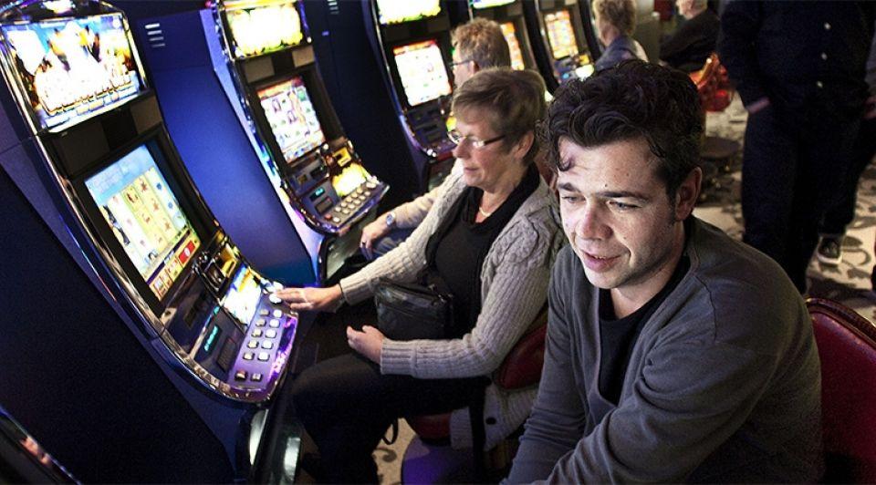 Holland casino rotterdam gokken gokautomaat gokhal speelautomaat