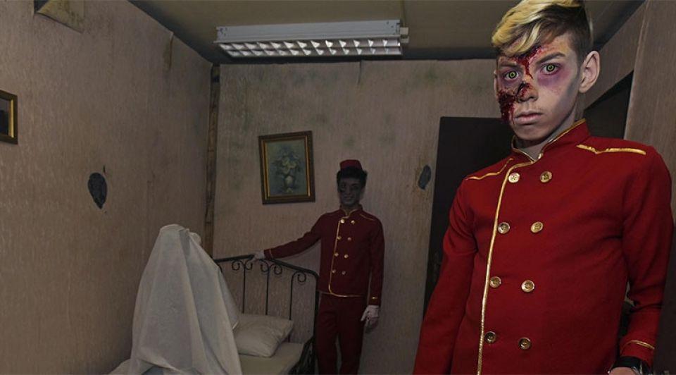 Horror hotel 1