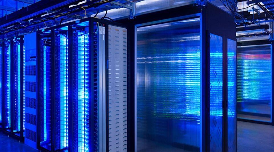 Ict servers wallpaper