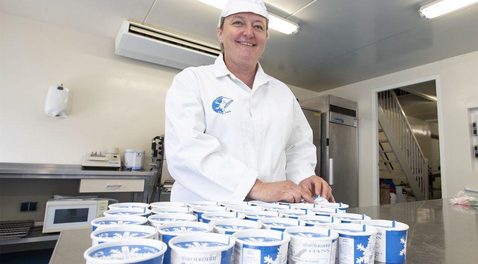 Ijs ijswinkel familiebedrijf klaasses