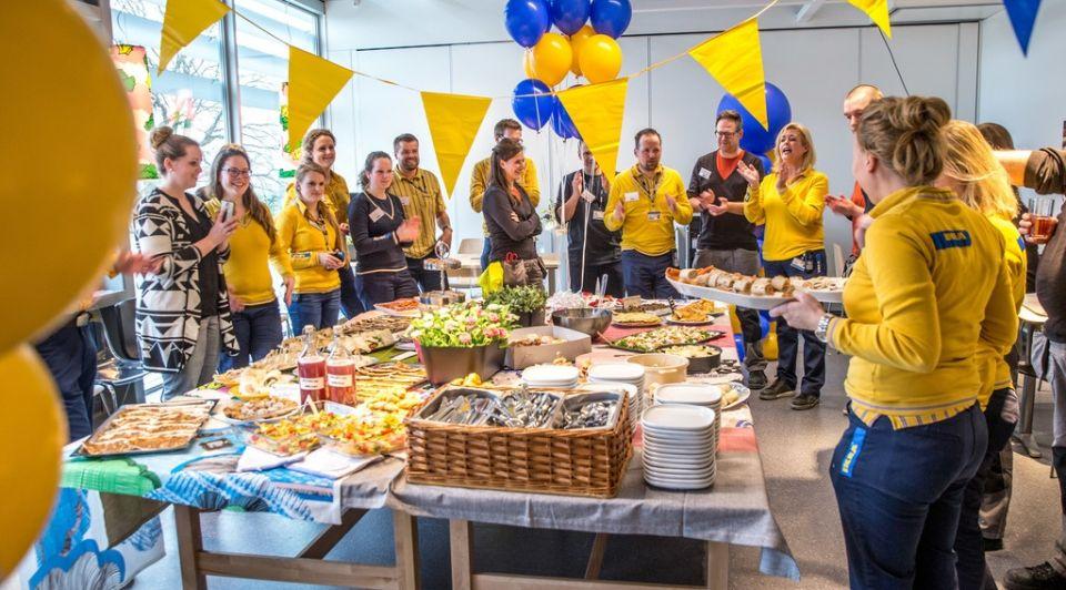 Ikea zwolle frans paalman
