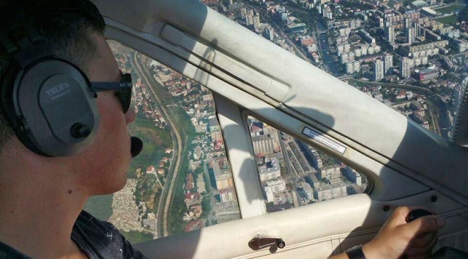 Jongepilootvliegtuigmaatschappij