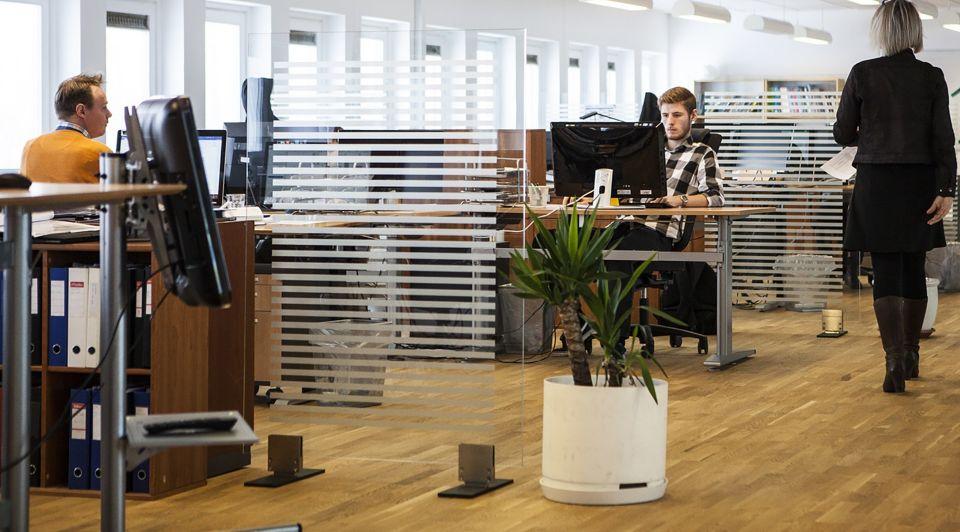 Kantoor indeling personeel productiviteit